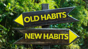 get rid of bad habits