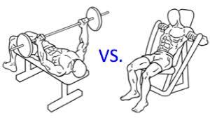weights vs machines